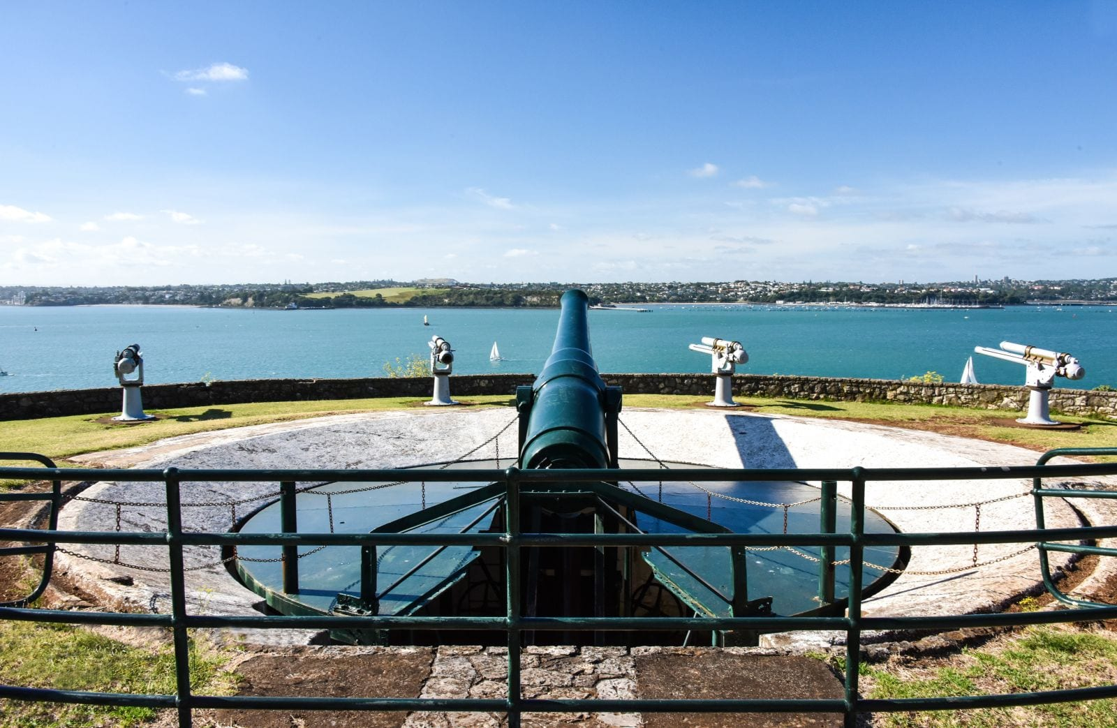 Auckland Customized Sightseeing Tours North Head